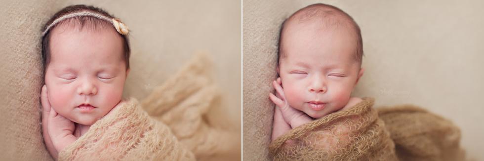 brisbane Newborn Photographer Twins